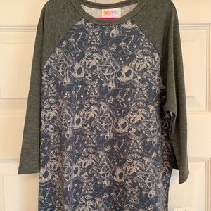 LuLaRoe Disney Sloan Nightmare Before Christmas